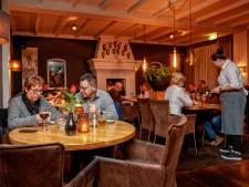 Prachtige ambiance bij Het Landgoed in Esbeek, de keuken kan beter