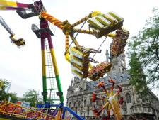 Spectaculaire Hangover op kermis in Made