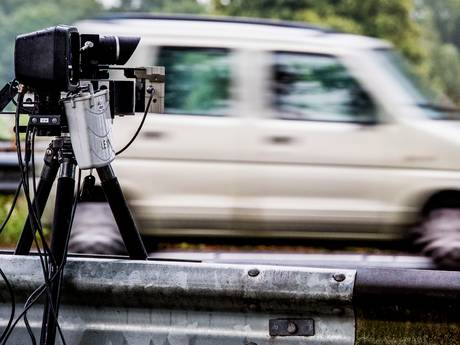 Lucratieve flitspaal aan Turnhoutsebaan Goirle verdwijnt