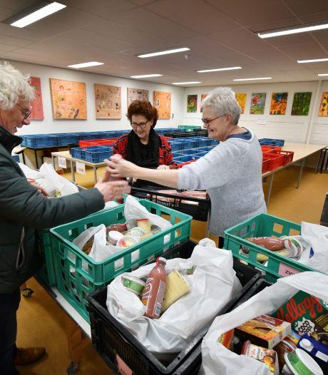 Vrijwilligers gezocht voor Voedselbank Oost-Twente nu aantal klanten voedselbank stijgt
