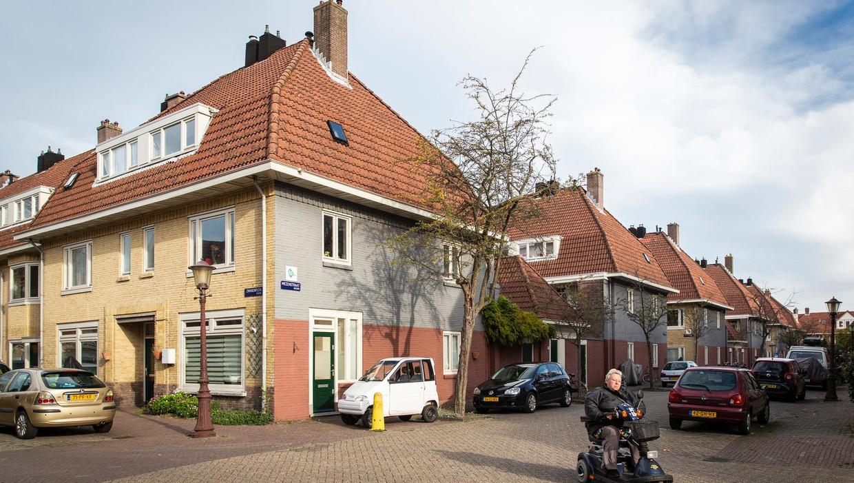De Vogelbuurt in Amsterdam-Noord is meer dan een stapel stenen. Beeld Dingena Mol