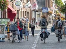 Ondernemers Dorpsstraat tegen afschaffen parkeersysteem