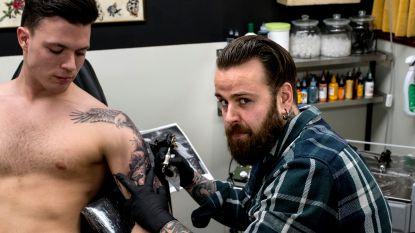 """Drie keer meer tatoeëerders in tien jaar tijd: """"De stiel gaat eraan kapot"""""""