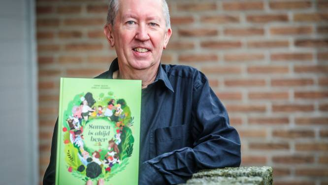 Jeugdauteur Frank Geleyn heeft warm 'anti-coronaboek' klaar