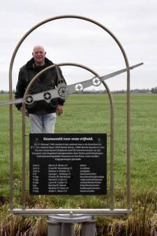 Toen in Woerden: het verhaal van de bommenwerper die neerstortte in Zegveld