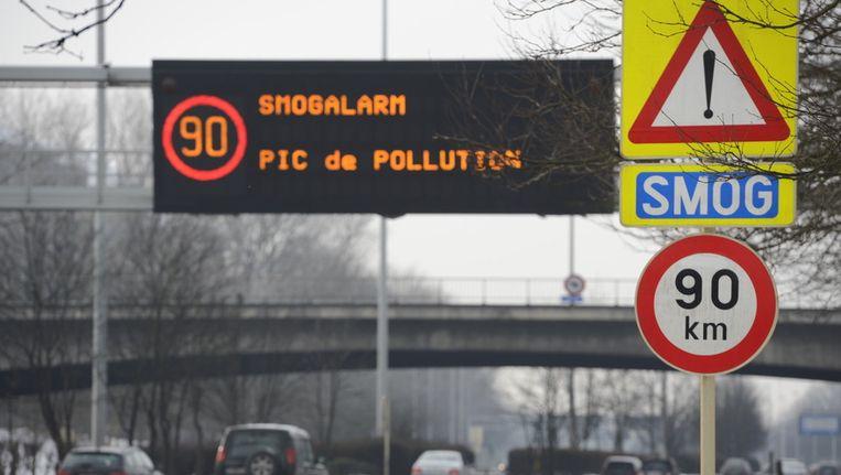 """""""Tegen 2020 zouden de emissies door dit plan slechts met een schamele 1,5% dalen"""", klinkt het bij Greenpeace."""