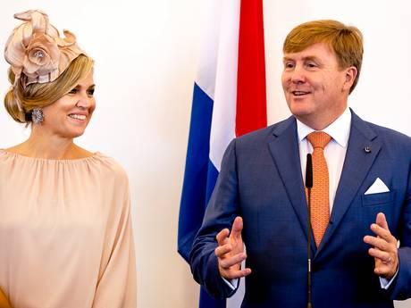 Koningspaar op bezoek in Amersfoort en Soest
