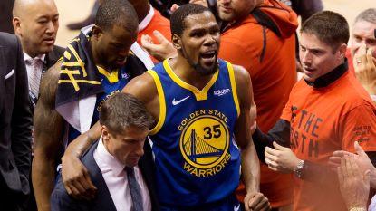 Een deal van zowat 145 miljoen euro: Kevin Durant verlaat Golden State voor Brooklyn