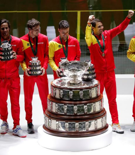 Un vainqueur de la dernière Coupe Davis émet des doutes quant à la tenue de l'édition 2020 à Madrid