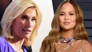 Presentatrice Fox News haalt zwaar uit naar Chrissy Teigen, maar dat laat zij niet zomaar gebeuren