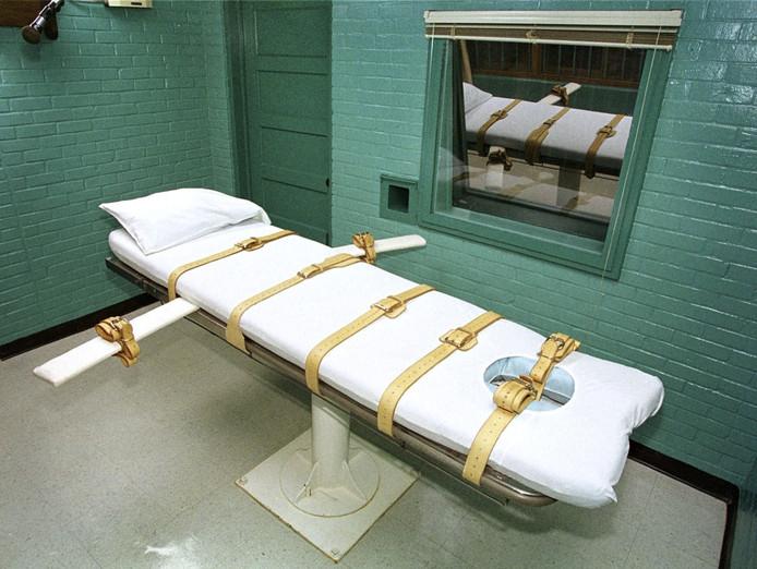 De doodstraf is vandaag in de staat Washington afgestraft.