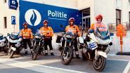 Nieuwe kledij én voertuigen voor politiemotards in Blankenberge