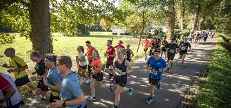 Deelnemers geven Halve Marathon Oldenzaal een 9