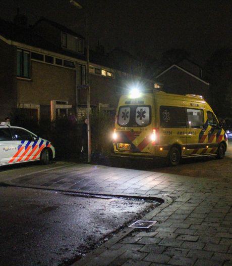 Twee gewonden bij brand in woning aan Sparreweg in Gouda