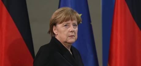 Merkel verbijsterd over actie copiloot gecrashte Airbus
