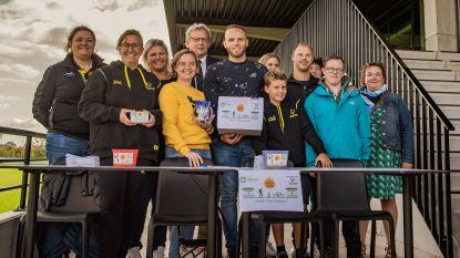 Dendermonde Rugbyclub zet fiets- en wadelzoektocht op ten voordele van Blijdorp