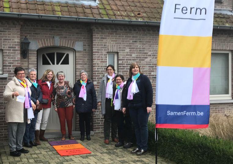 Met een ochtendlijke stunt op verraste Ferm Vlierzele-Zonnegem al haar leden.