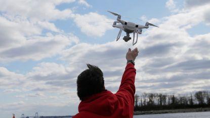 Brandweer krijgt vanaf mei bijstand van drone