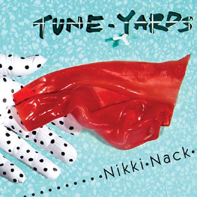 null Beeld Albumhoes Nikki Nack