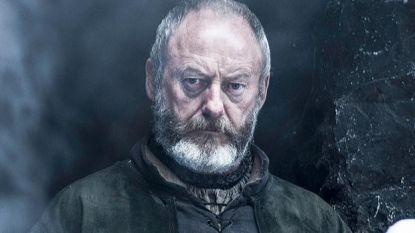 Geeft Liam Cunningham een hint hoe 'Game of Thrones' eindigt?