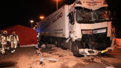 Rijbewijs ingetrokken van vrachtwagenchauffeur die inreed op siliconenfile