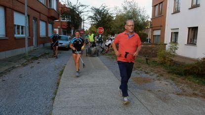 Landense Joggingclub ruimt zwerfvuil tijdens het lopen