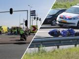 36-jarige motorrijder komt om bij ongeluk op Wippolderlaan
