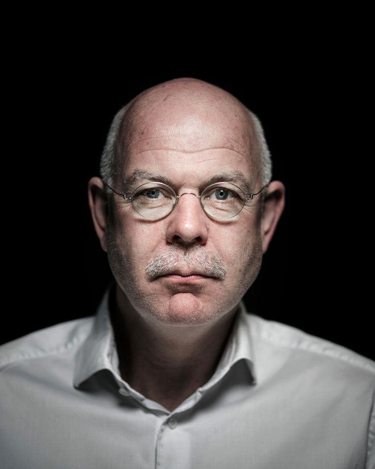 Toon Gerbrands, algemeen directeur van PSV, de club waar vijf oud-voetballers claimen in hun jeugd te zijn misbruikt. Beeld Jiri Buller/de Volkskrant