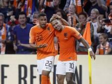 LIVE | Danjuma Groeneveld debuteert in Oranje-basis