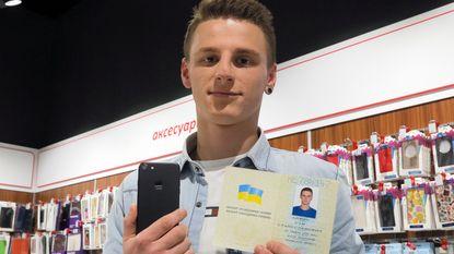 Oekraïense man verandert naam in 'iPhone Sim'