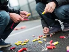 Vuurwerkschade in Berkelland: 22 prullenbakken en twee lichtmasten vernield