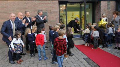 Vernieuwd kleutergebouw voor Europese School