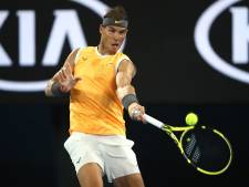 Nadal overklast Griekse revelatie in de halve finale