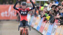 "Annemarie Worst wint Parkcross Maldegem: ""Deze zege doet veel deugd"""