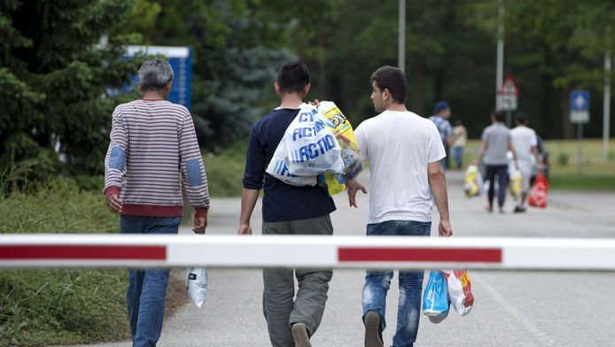 Asielzoekers in Budel
