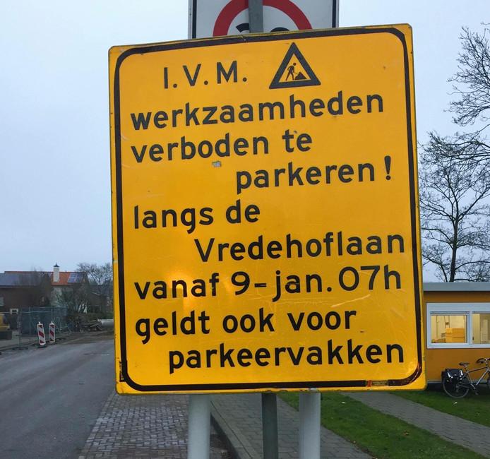 Vredehoflaan Vlissingen.