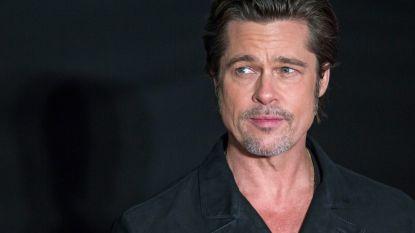 """Brad Pitt acteert steeds minder: """"Het is iets voor jonge mannen"""""""