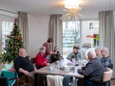 Bunschoterhof 10 in Ede: geen buurthuis, wel koffieleuten en vraagbaak voor omwonenden