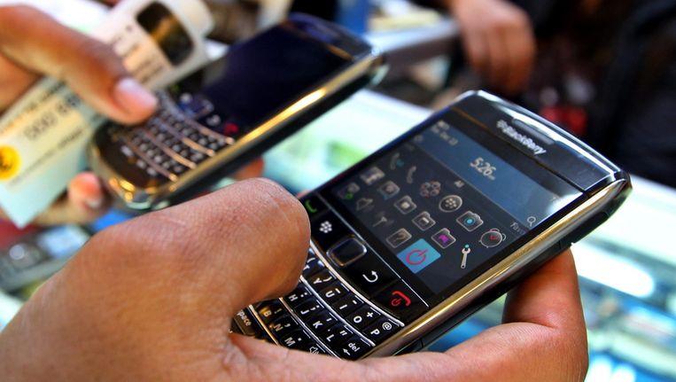Blackberry's. Beeld EPA