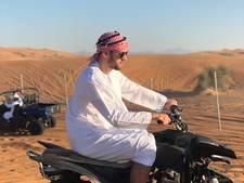 Hoogendijk doet spullen in de aanbieding, De Vrij in Dubai