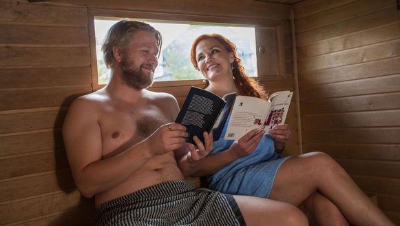 Helpt De Sauna Tegen Verkoudheid De Volkskrant