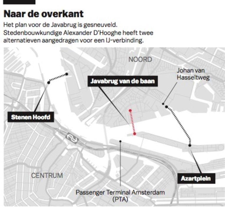 - Beeld Adviescommissie Oeververbindingen © LVDB/Het Parool