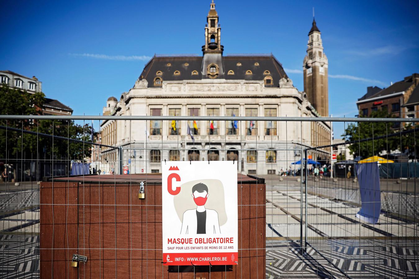 Photo illustration - Charleroi