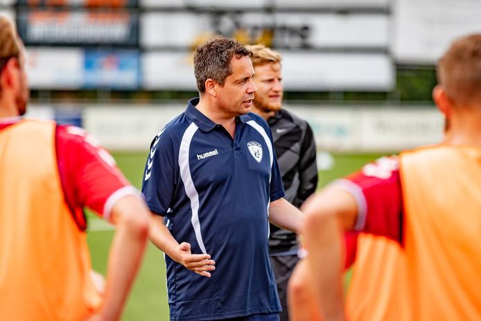 Sportlust'46-trainer Patrick Loenen: ,,Kampioen zijn we pas als we het echt zijn.''