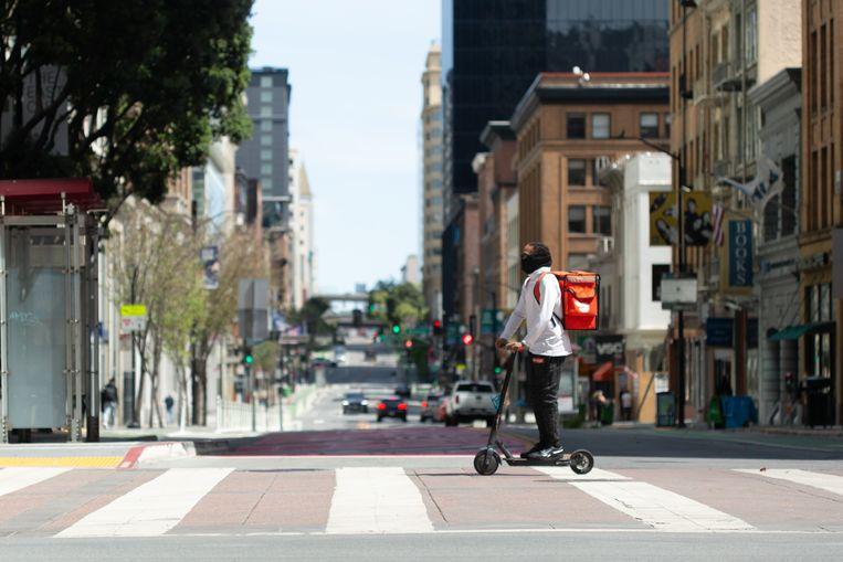 San Francisco, VS. Beeld Getty