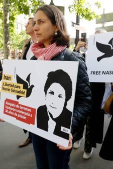 Des femmes juristes belges se mobilisent pour racheter la peine de Nasrin Sotoudeh