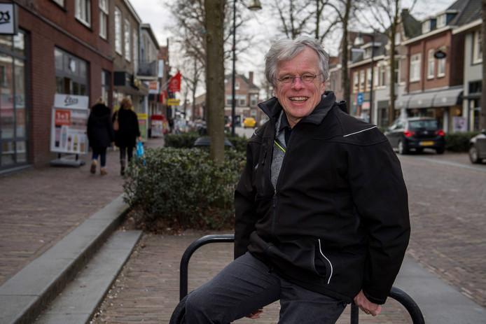 """Toon Sanders, voorzitter van Stichting Centrummanagement Oisterwijk: ,,Zijn ondernemers soms geen burgers?"""""""