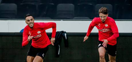 PSV rekent in Noorwegen op Eran Zahavi, die eindelijk de startblokken mag verlaten