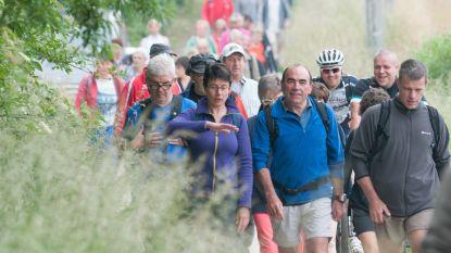 Wandelclub Hanske De Krijger organiseert Ename-tocht