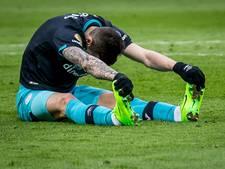 PSV oogt versleten en volgevreten